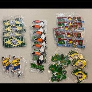 24 Magnets from Brazil